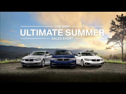 Okemos Auto Collection >> BMW Ultimate Summer Sales Event - YouTube
