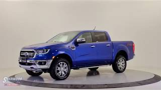 First Test Drive 2019 Ford Ranger Lariat Review