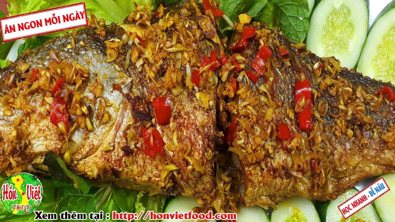 Bí Mật Món Cá Chiên Sả Ớt Siêu Ngon Mà Đầu Bếp Giỏi Không Bao Giờ Chia Sẻ   Hồn Việt Food
