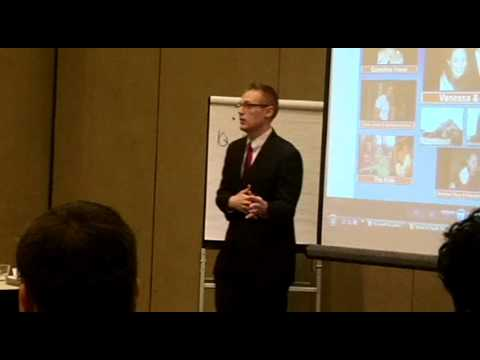 "Las Vegas Motivational Speakers | ""Entrepreneur of the Year Entertains & Educates"""