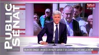 L'actualité vue des territoires - Le journal des territoires (17/06/2019)