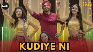 Cherry Bomb Kudiye Ni ft. Aparshakti Khurana | Bollywood Dance Choreography | Hattke