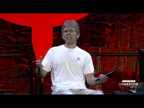 Xbox One, PS4 Hardware Essentially Identical: John Carmack
