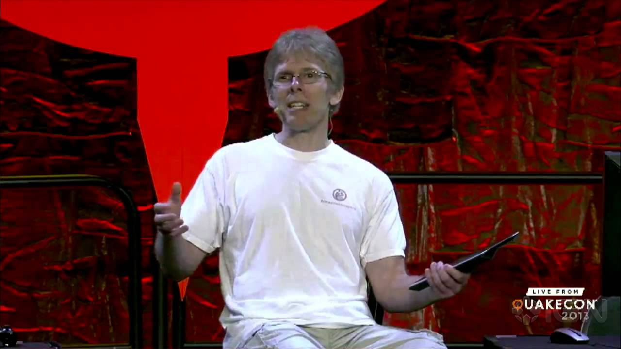 John Carmack Keynote - Quakecon 2013 by IGN