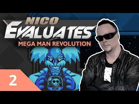 Nico Evaluates - Mega Man Revolution (Episode 2, CAN'T CHARGE, CAN'T SLIDE!)