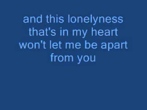 Westlife I Don't Wanna Fight Lyrics