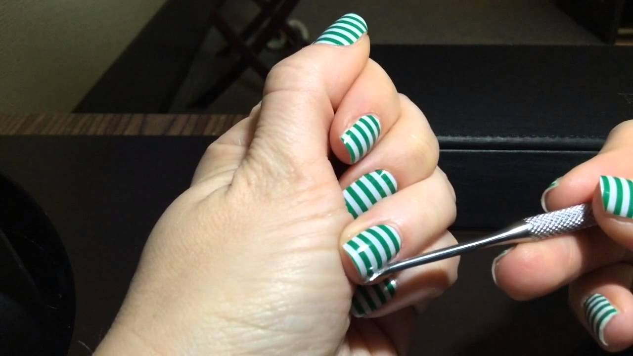 Easily Remove Wrinkles from Jamberry Nail Wraps - YouTube