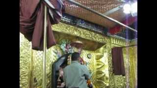 Maa Kali Mandir Patiala Vedio by Dharamvir Nagpal  on 24 Feb.2012.AVI