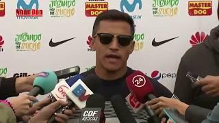 Tin Thể Thao 24h Hôm Nay (7h - 17/7): Alexis Sanchez Lên Tiếng Về Tương Lai Tại CLB Arsenal