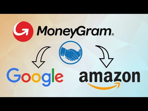 Ripple Partner MoneyGram Turns To Amazon And Google To Power Faster Payments