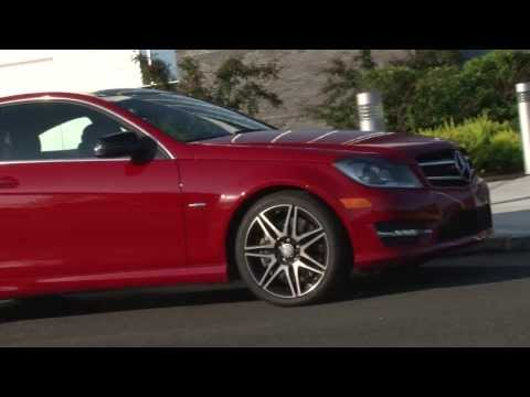 2013 Mercedes-Benz C250 Coupe - Drive Time Review with Steve Hammes | TestDriveNow