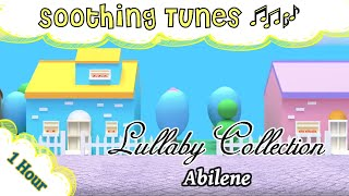 1 Hour of music to put your baby to sleep ♫♫ Music Box lullaby ♫♫ American folk song - Abilene.