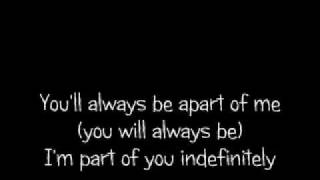 Always Be My Baby By David Cook w/ Lyrics