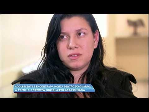 Família acredita que adolescente encontrada morta foi assassinada