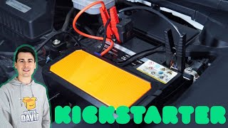 AUTOWIT SuperCap 2 Car Jump Starter Supercapacitor Kickstarter