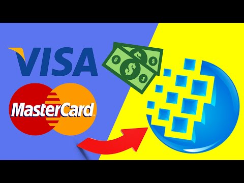 WEBMONEY TOP UP | How To Refill WebMoney Using Visa And Mastercards, WMZ Refill, Bank To WMZ