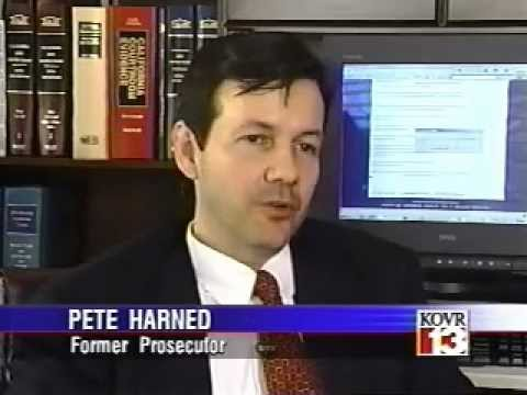 Pete Harned interviewed re the Scott & Laci Peterson case.