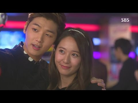 [1080p/MV] Chan Young & Bo Na's Story| Biting My Lower Lip (Heirs OST) Mp3