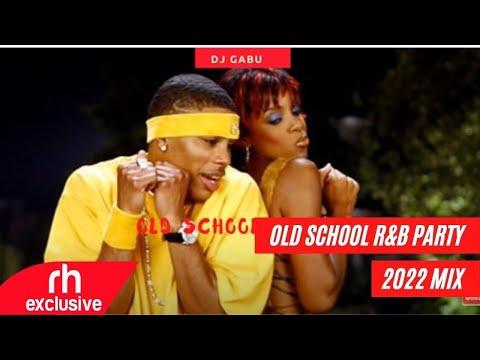 OLD SCHOOL R\u0026B PARTY MIX  ~ Usher, Nelly Cris Brown, Ashanti \u0026 More -DJ GABU  (rh exclusive)