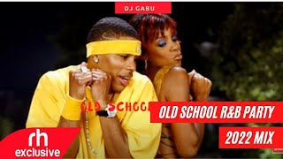OLD SCHOOL R&B PARTY MIX  ~ Usher, Nelly Cris Brown, Ashanti & More -DJ GABU  (rh exclusive)