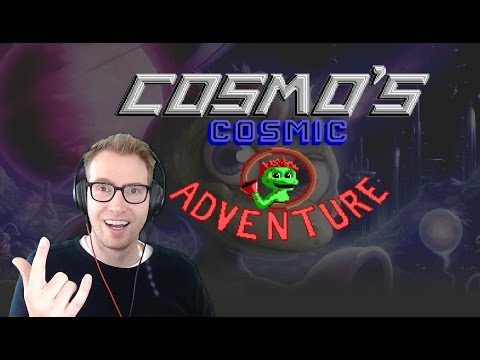QUICKLY, BEFORE IT'S TOO LATE | Cosmo's Cosmic Adventure