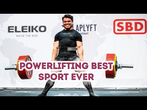 POWERLIFTING BEST SPORT EVER �� POWERLIFTING MOTIVATION 2020 ��