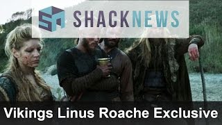 Vikings Linus Roache Talks History & Video Games