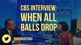 CBS4's Focus on South Florida Interview with Heidi Siefkas about Her Book When All Balls Drop