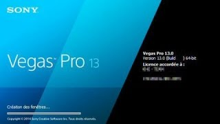 sony vegas pro 13 how to download and  install +  crack  + instruction