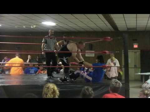 TSW Relentless: TSW Tag Title Match: June 10th 2017 in Vincennes, Indiana