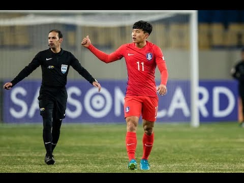 Korea Republic 2-1 Vietnam (AFC U23 Championship 2018: Group Stage)