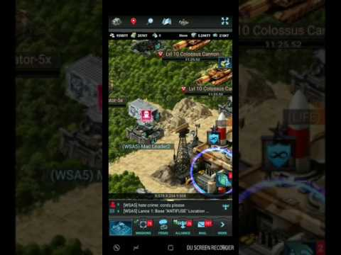 Mobile Strike - HQ41!!!!