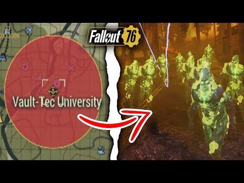 Fallout 76 | What Happens if You Nuke the Home of Vault-Tec University? (Fallout 76 Secrets) thumbnail
