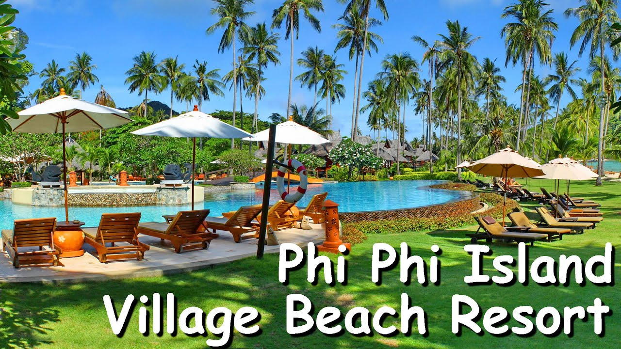 Phi Island Village Beach Resort Outrigger Лучшие Отели Пхи 2017 You
