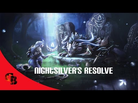 Dota 2: Store - Luna - Nightsilver's Resolve