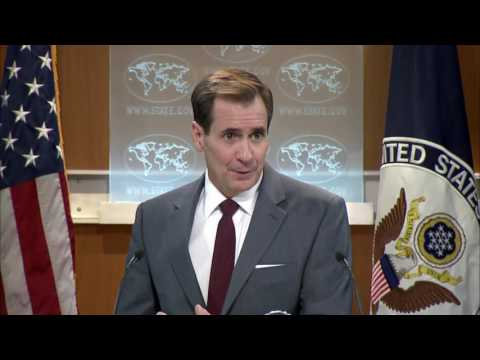 Daily Press Briefing: January 4, 2017