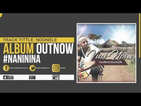 Vusi Nova - Ndonele (Audio)