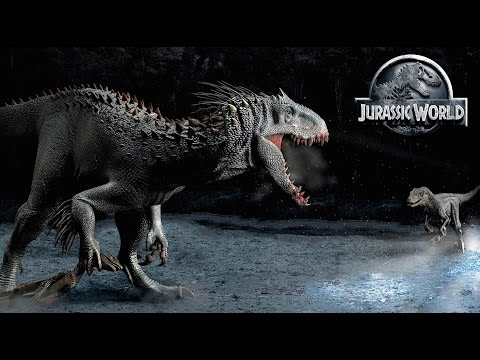 Download Youtube: Jurassic World 2 - Indominus Rex Sibling on Isla Sorna