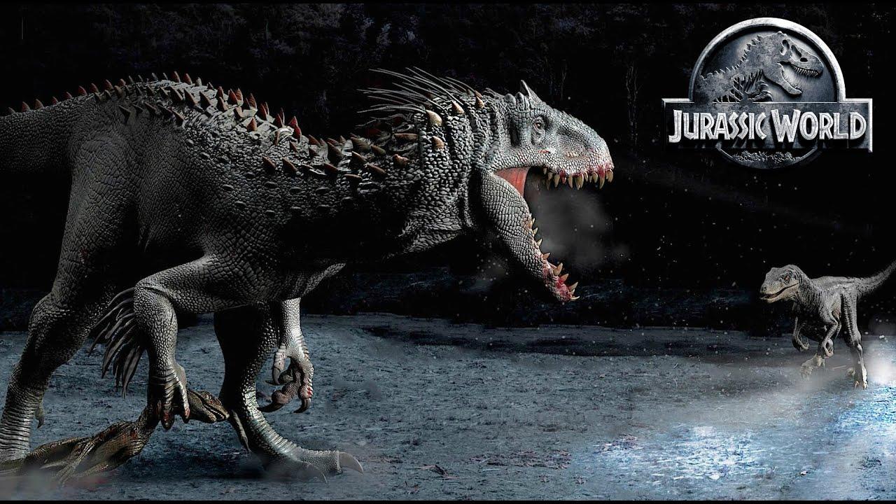 Resultado de imagen de jurassic world indominus rex