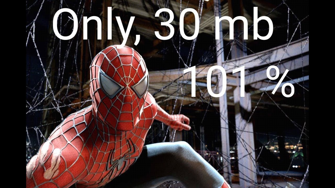 how to download spider man 3 three in only 30 mb for any android