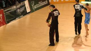 Pavlov - Palyey, RUS | 2014 Euro Youth LAT R3 S  | DanceSport Total