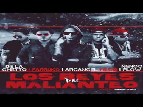 """Malianteo Mix- Lele """"El Arma Secreta"""", Hector """"El Father"""", Cosculluela, Ñengo Flow y más"""
