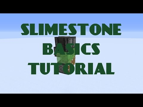Basics of Slimeblock Flying Machines Tutorial