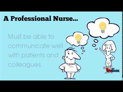 Professional Nurse - YouTube