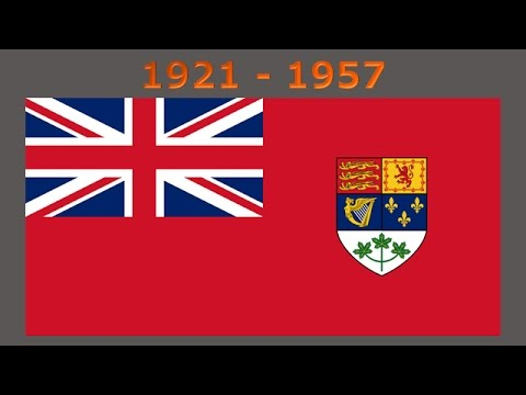 History of the Canadian flag