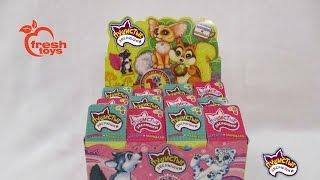 Пухнасті тваринки від Фрештойс / FreshToys іграшки сюрприз
