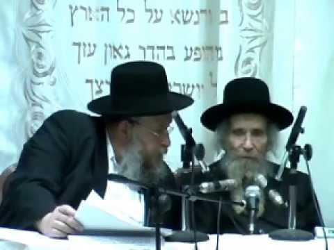"""שו""""ת עם הרב שטיינמן בנושא חינוך בבית הכנסת """"בני תורה בהר נוף"""" - אודיו משופר"""