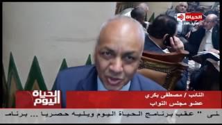شاهد.. تعليق مصطفى بكري على حكم مصرية تيران وصنافير