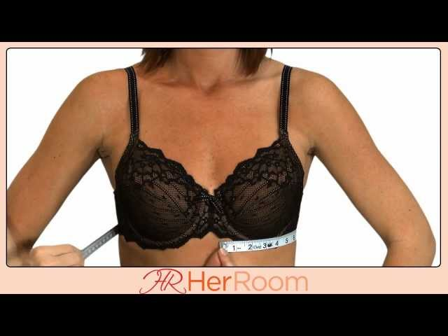 1e0f182c5 How To Measure Your Bra Size - YouTube