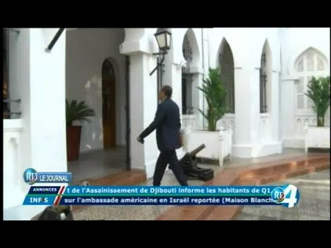 Télé Djibouti Chaine Youtube : JT Arabe du 05/12/2017